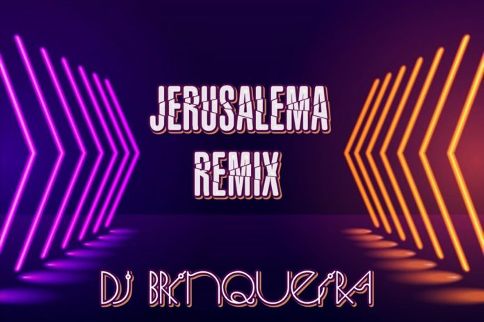 Master Kg & Nomcebo - Jerusalema (Dj Brinqueira GQOM Remix) download mp3