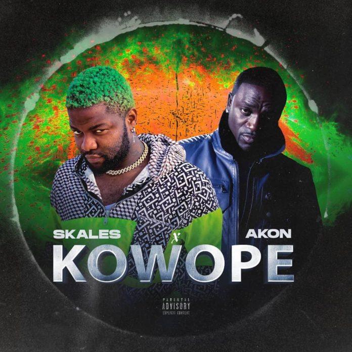 Skales - Kowope (feat. Akon) afro beat 2020