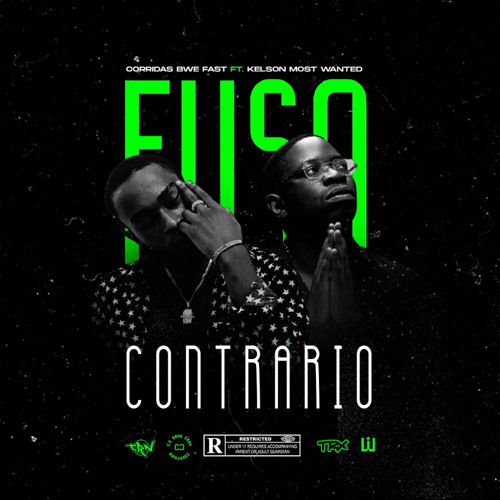 Corridas Bue Fast - Fuso Contrário (feat. Kelson Most Wanted)