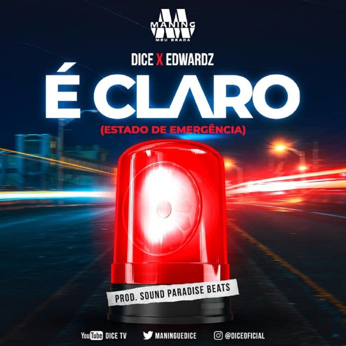 Dice & Edwardz - É Claro (Estado de Emergência) rap mp3