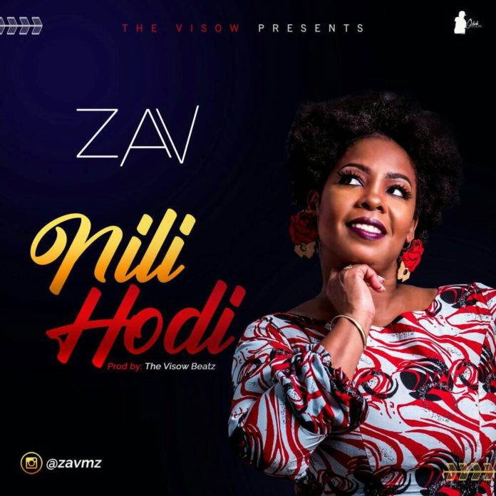 Zav Quarentona - Nili Hodi (Prod. The Visow Beatz)