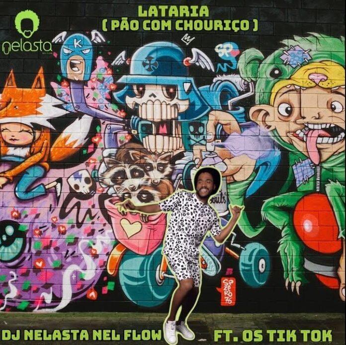 Dj Nelasta - Pão Com Chouriço (feat. Tik Tok)