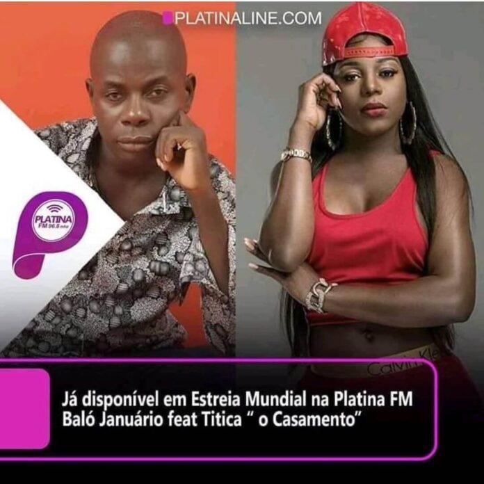 Baló Januário – O Casamento (feat. Titica)