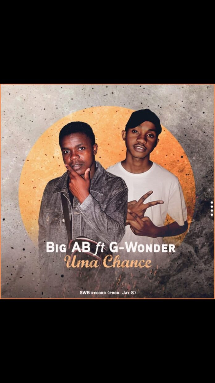 G-Wonder - Uma Chance (ft. Big Ab & Jay-S)